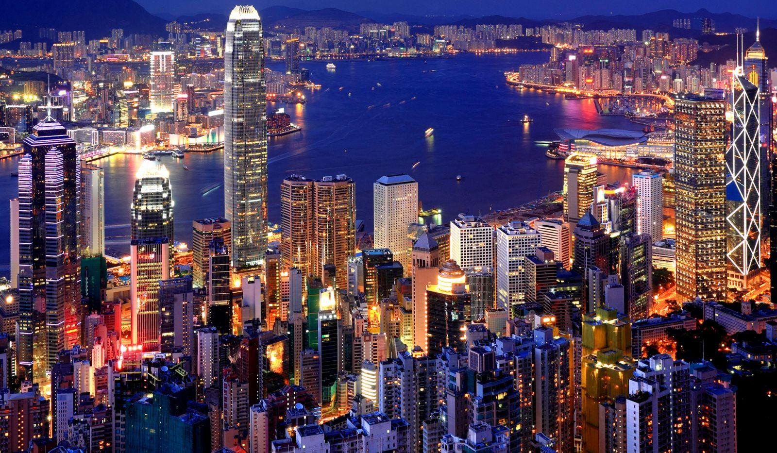 Hình ảnh Hồng Kông đẹp mê hồn