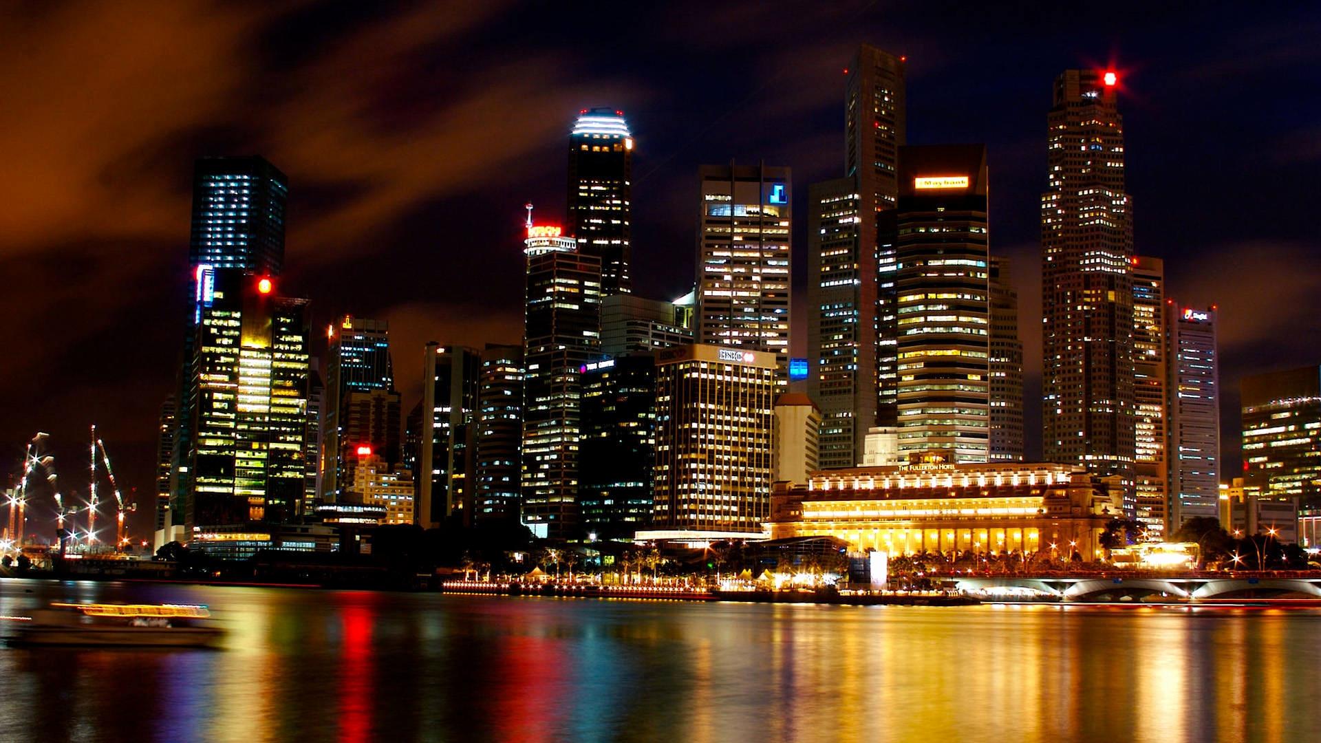 Hình ảnh Hồng Kông lung linh huyền ảo