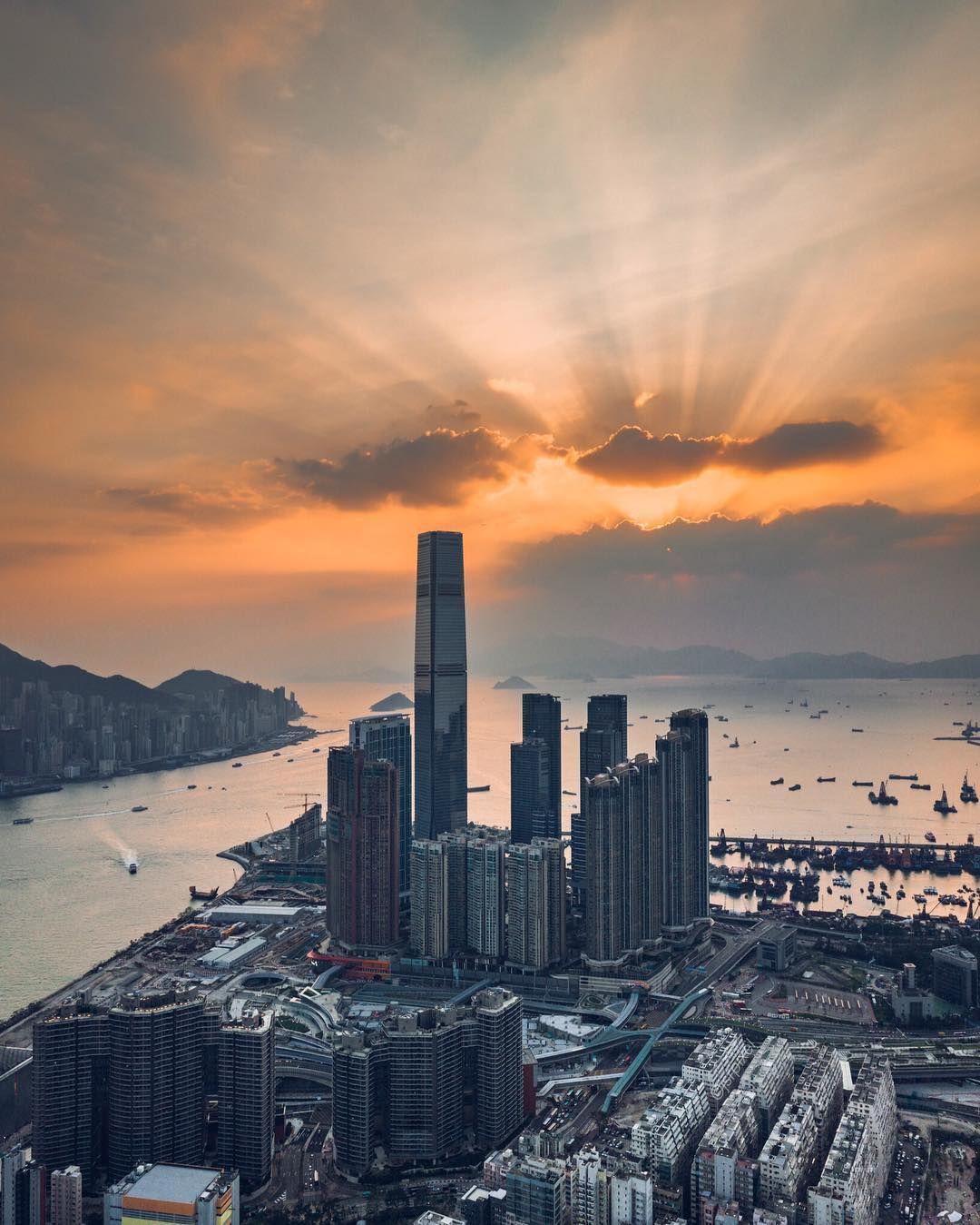Hình ảnh Hồng Kông sa hoa tráng lệ đẹp nhất