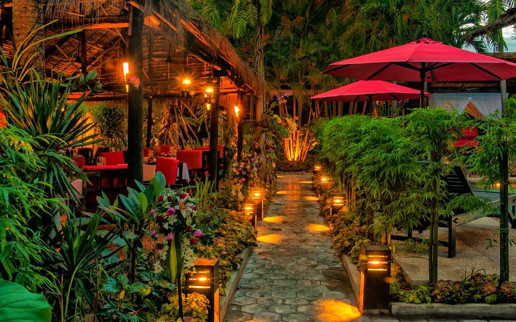 Hình ảnh khu Resort Villa tại Siem Reap