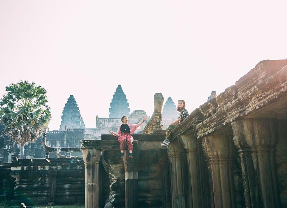 Hình ảnh Siem Reap đẹp mê hồn