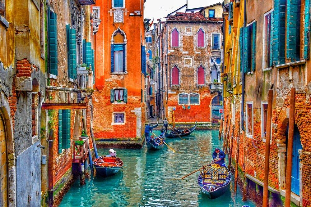 Hình ảnh thành phố Venice xinh đẹp