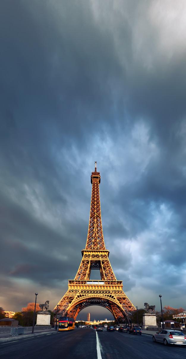 Hình ảnh tháp Eiffel đẹp, ấn tượng nhất