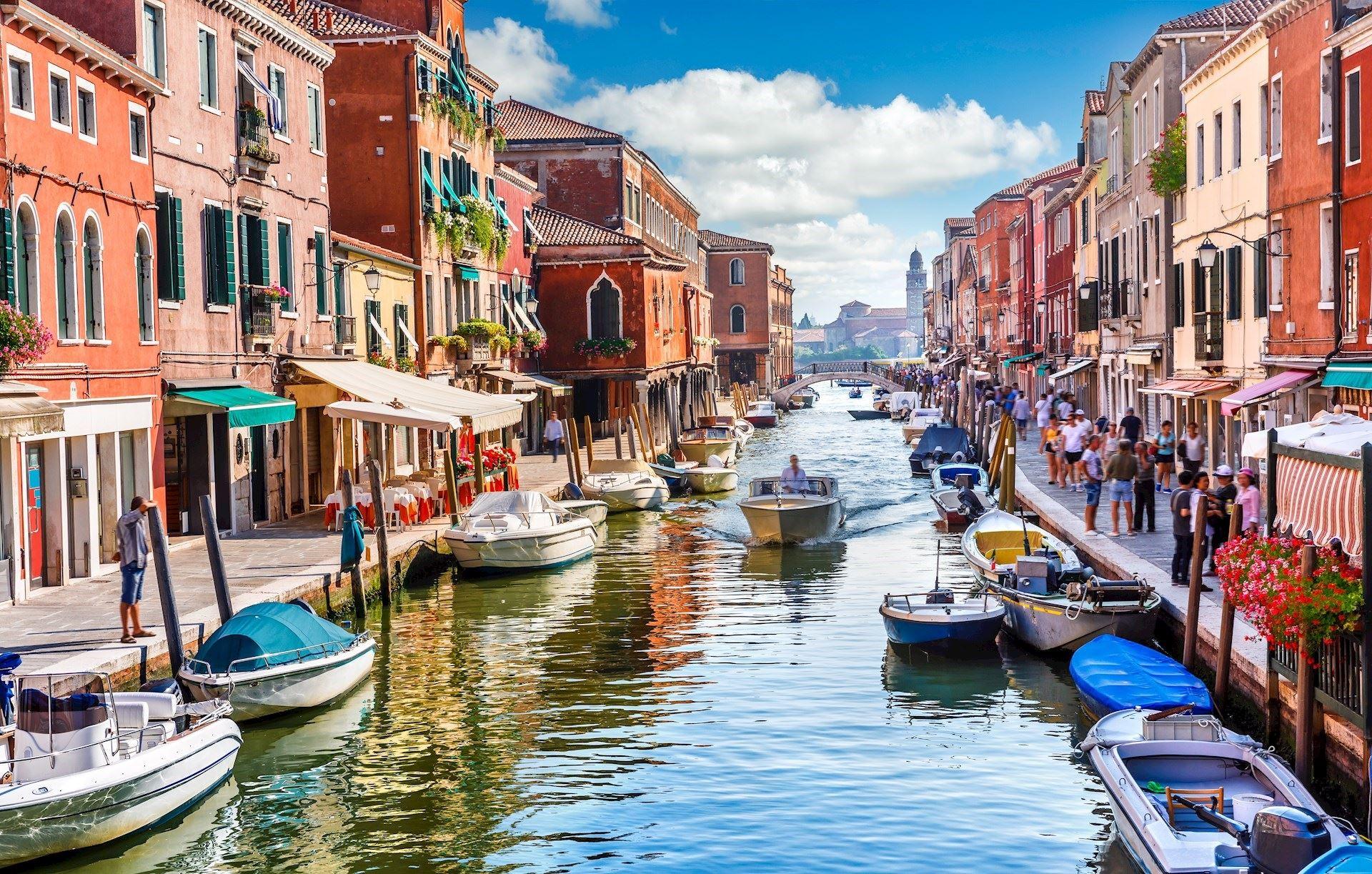 Hình ảnh Venice đẹp, lãng mạn