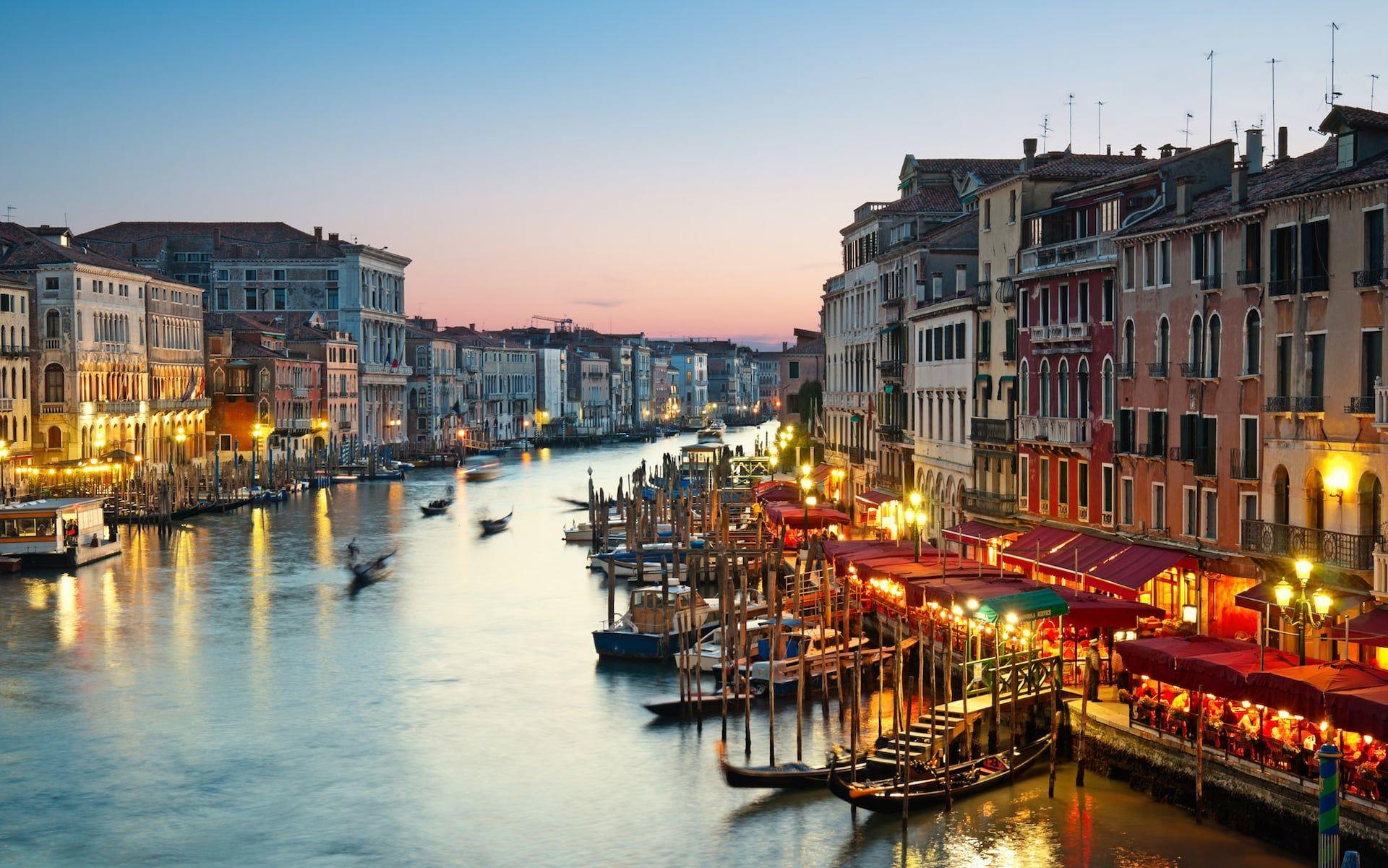 Hình ảnh Venice thành phố lãng mạn nhất thế giới