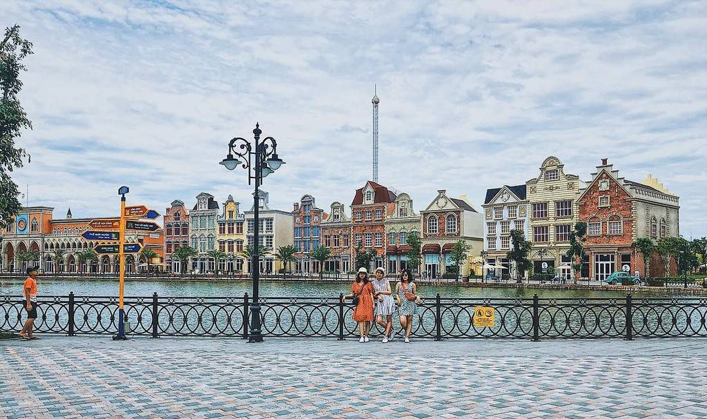 Hình ảnh Vinpearl Land Nam Hội An