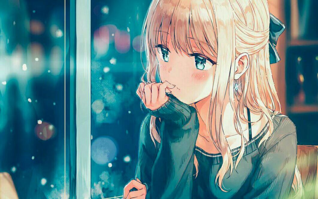 Hình anime đẹp, buồn nhất