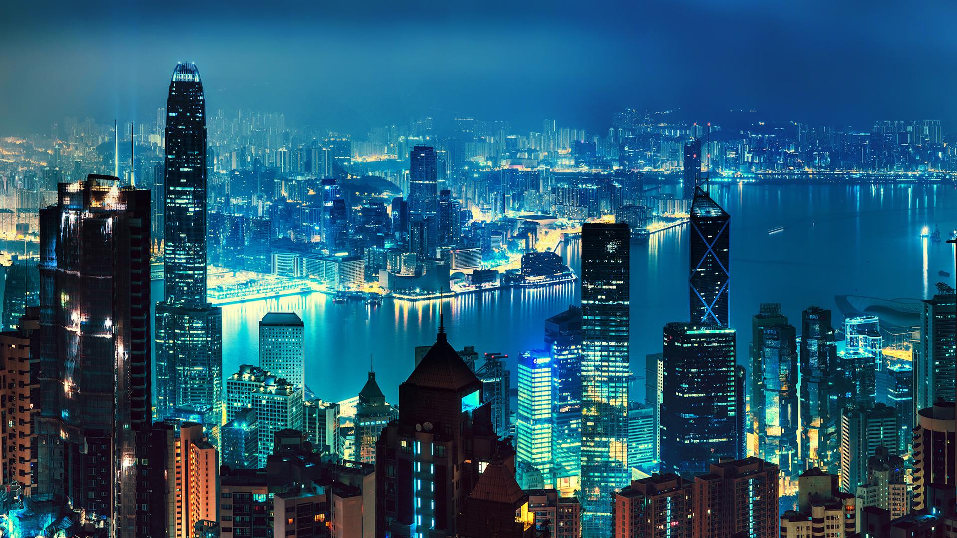 Hình nền đẹp về Hồng Kông