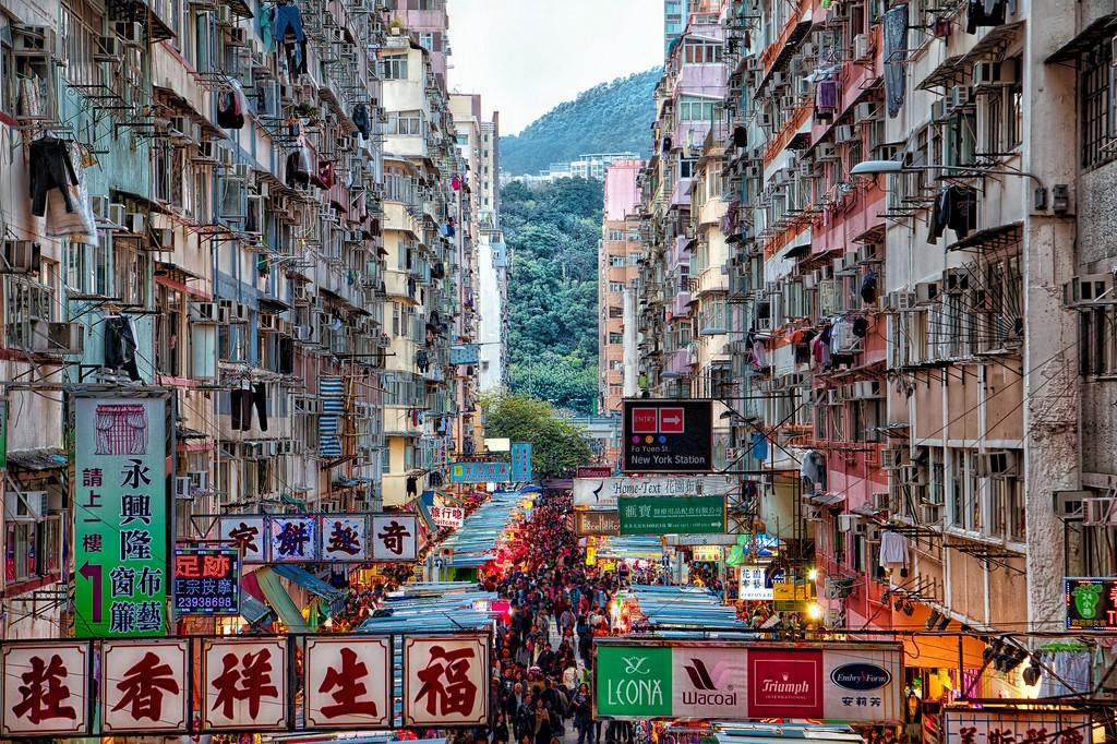 Một góc nhìn khác về cuộc sống ở Hồng Kông