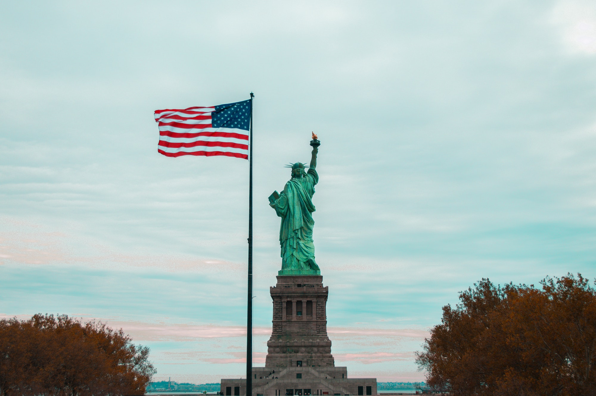 Picture Statue of Liberty in New York