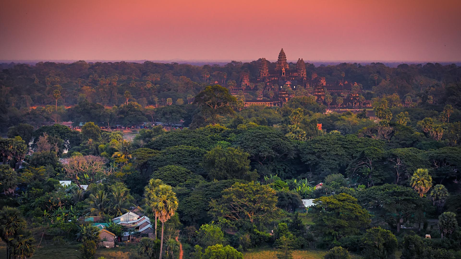 Siem Reap Travel