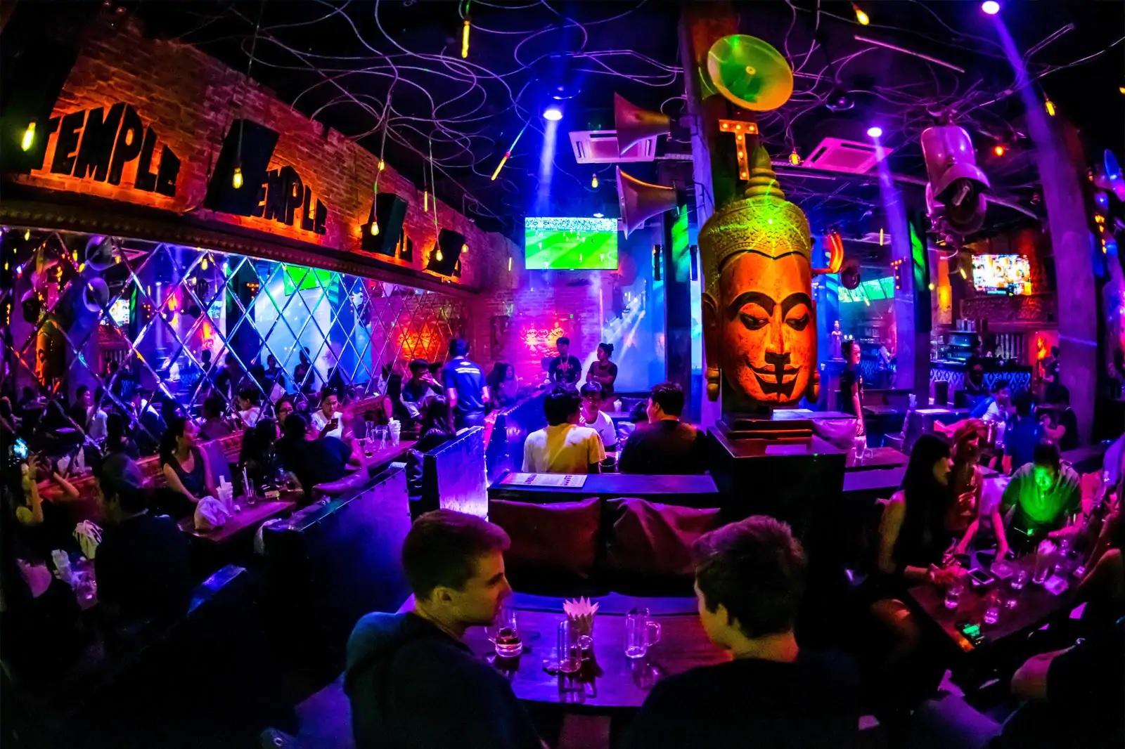 Siem Rep Nightlife images