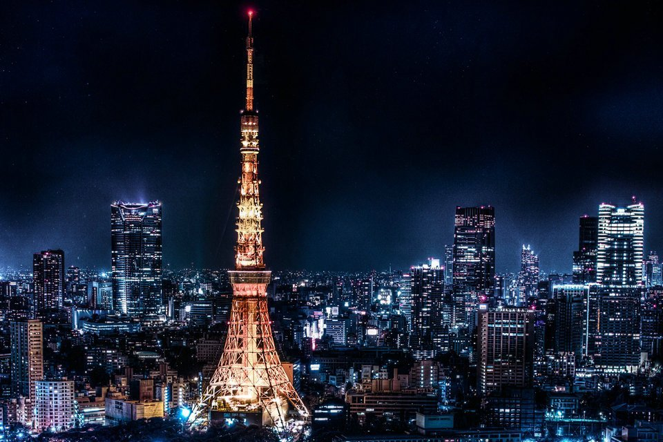 Tokyo Tower Japan images