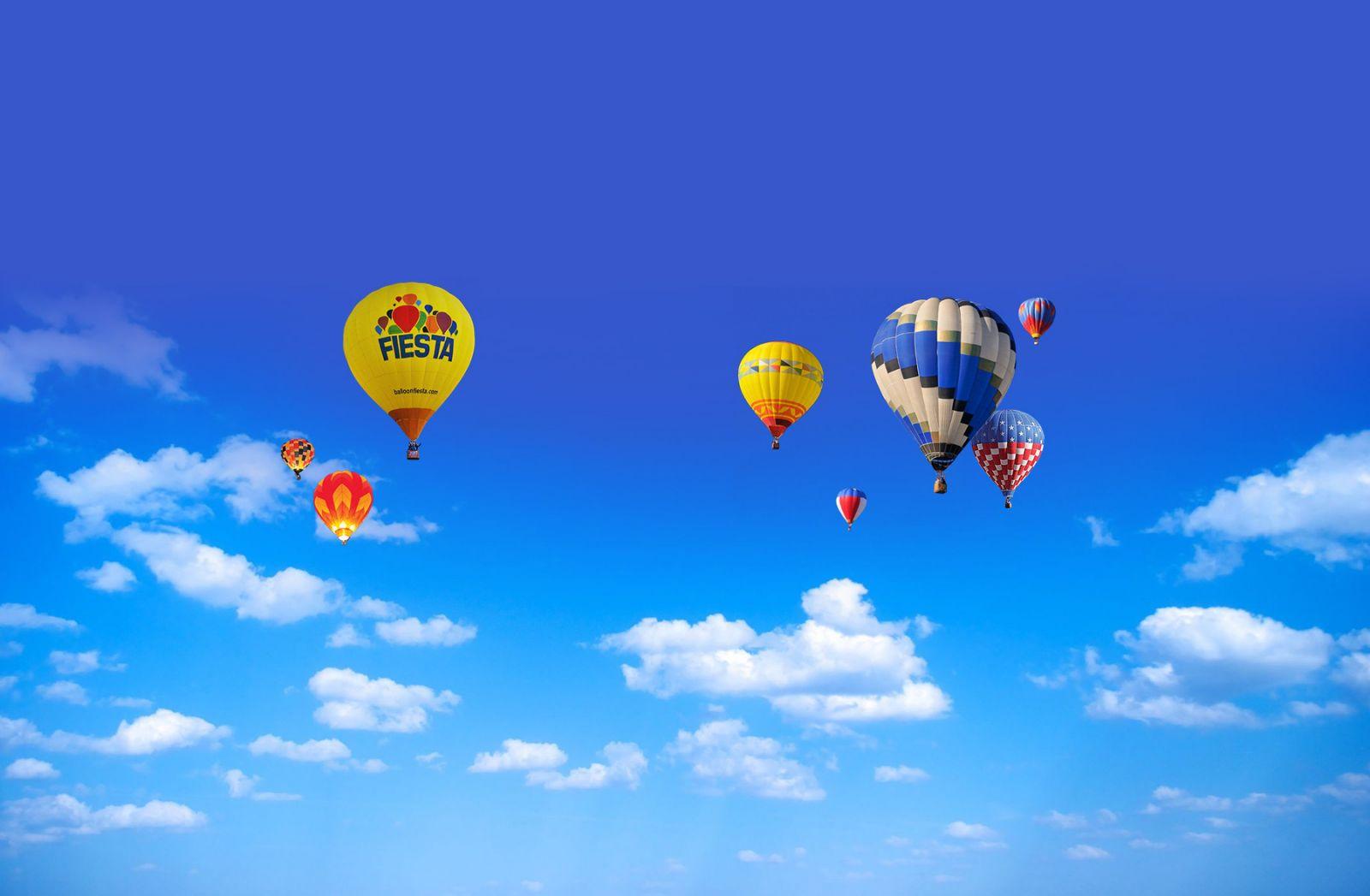 Lễ hội khí cầu lớn nhất thế giới ở Mexico