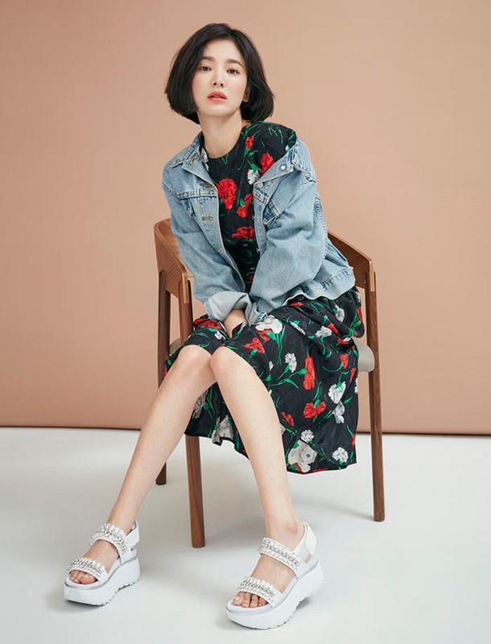 Kiểu tóc ngắn cá tính Hàn Quốc