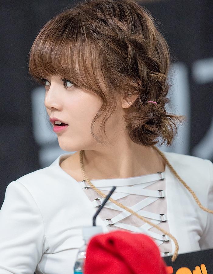 Kiểu tóc ngắn tết đẹp
