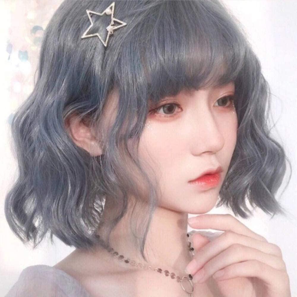 Kiểu tóc ngắn xoăn xù đẹp