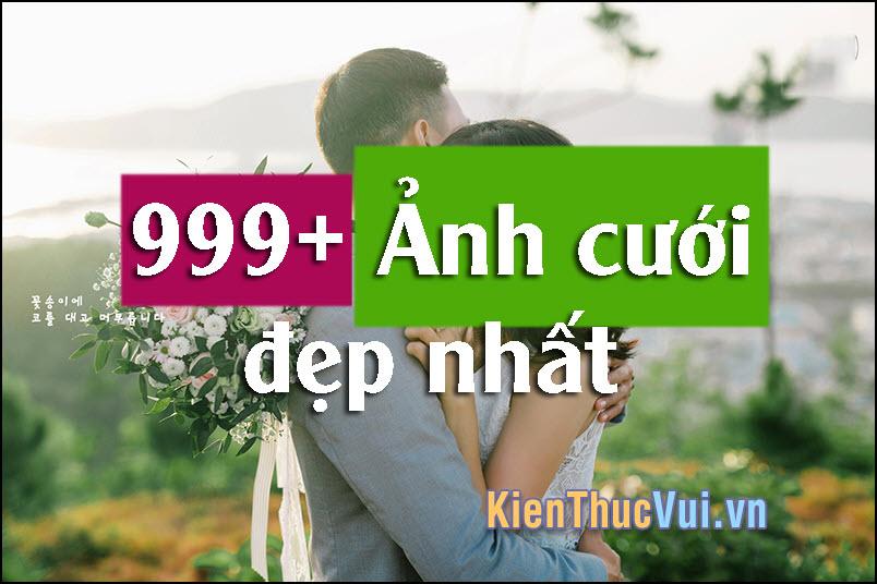 999+ Ảnh cưới đẹp nhất