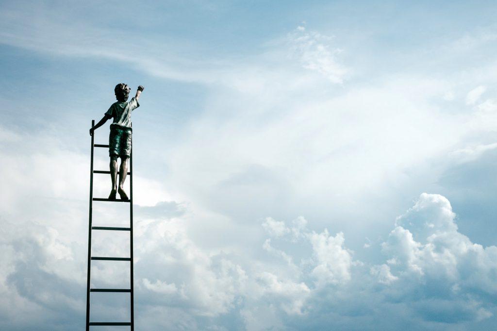 Hình ảnh thành công của con người