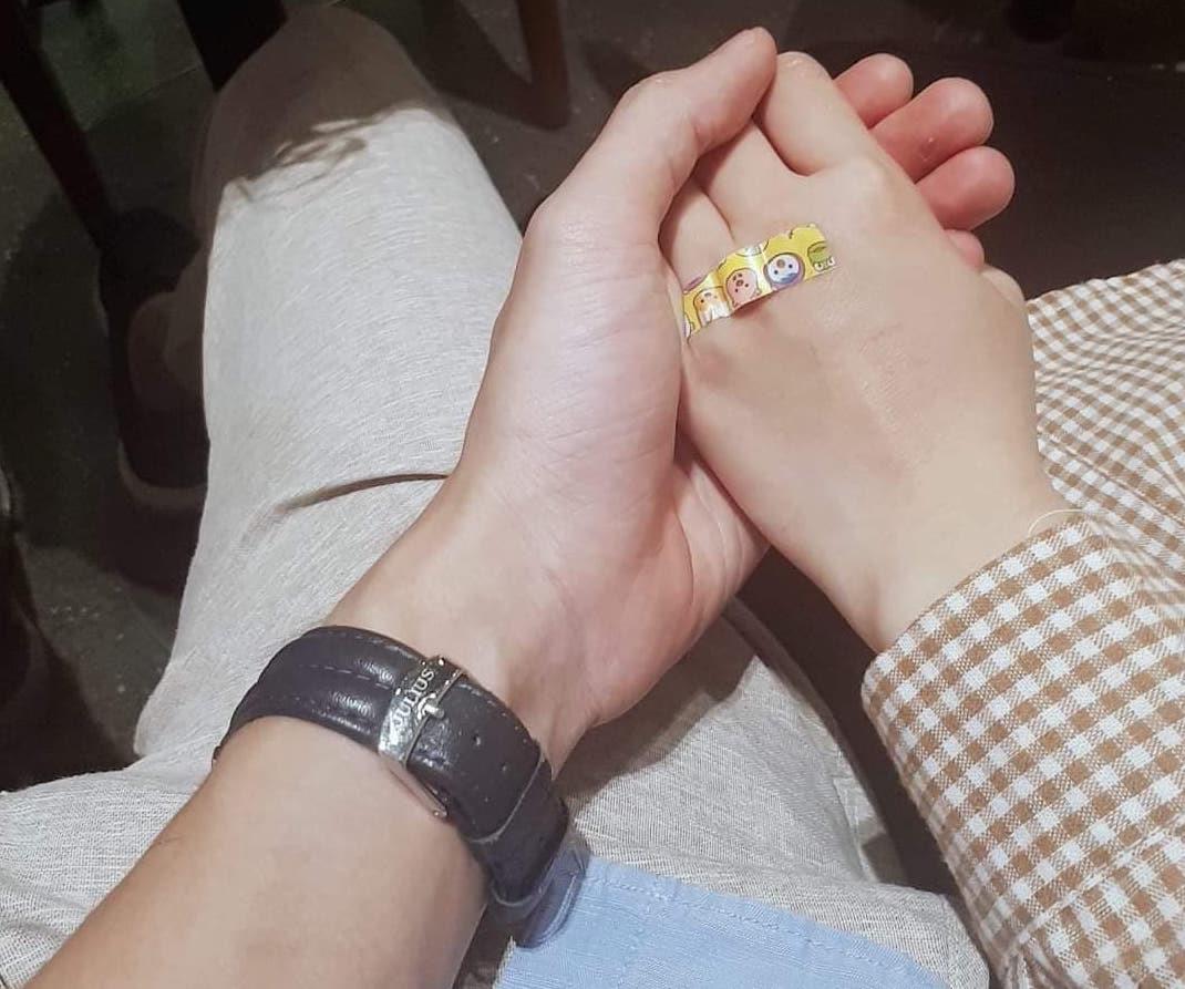Hình ảnh nắm tay đẹp nhất