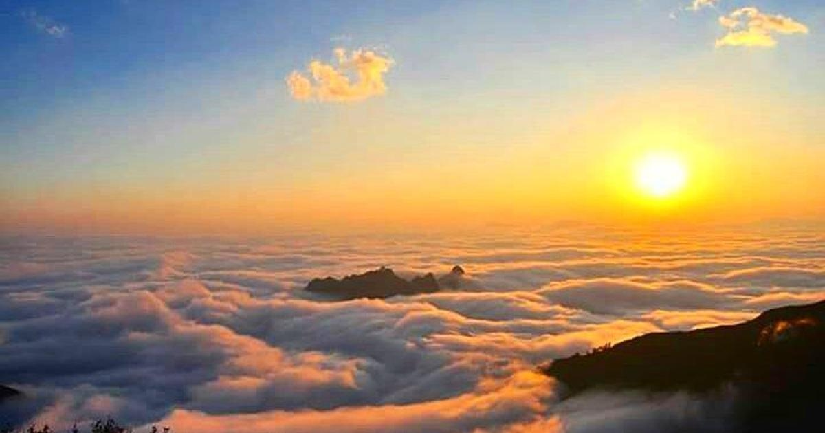Hình ảnh trời nắng đẹp nhất ở Đà lạt