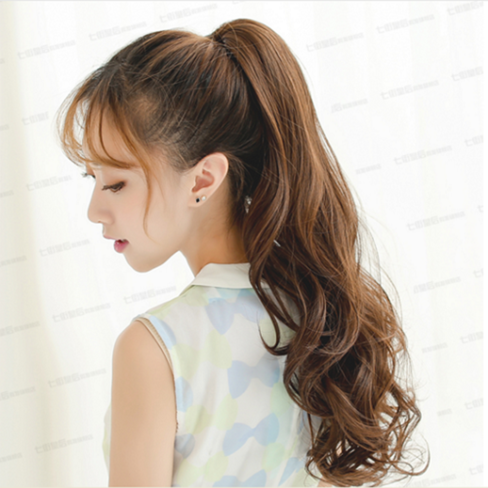 Kiểu buộc tóc đẹp cho nữ học sinh đơn giản nhất