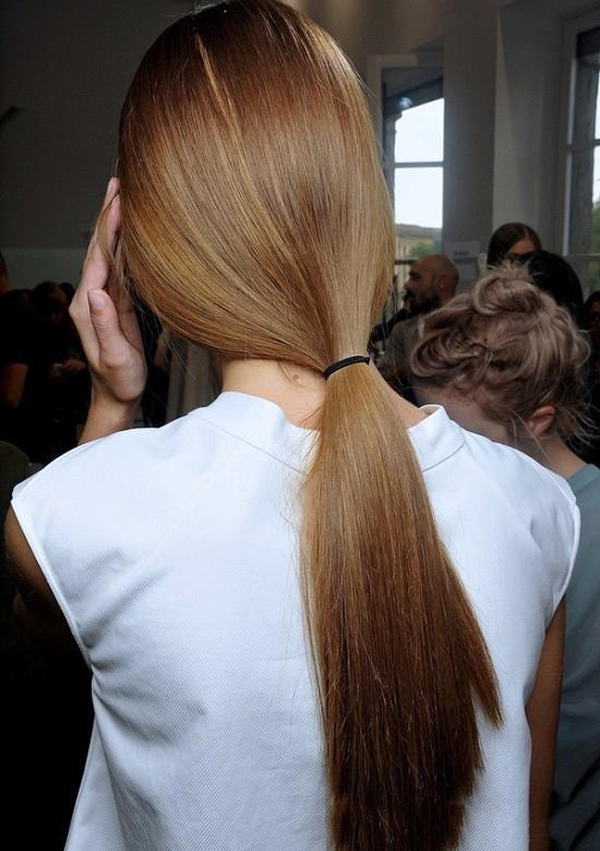 Kiểu buộc tóc đẹp và cá tính nhất