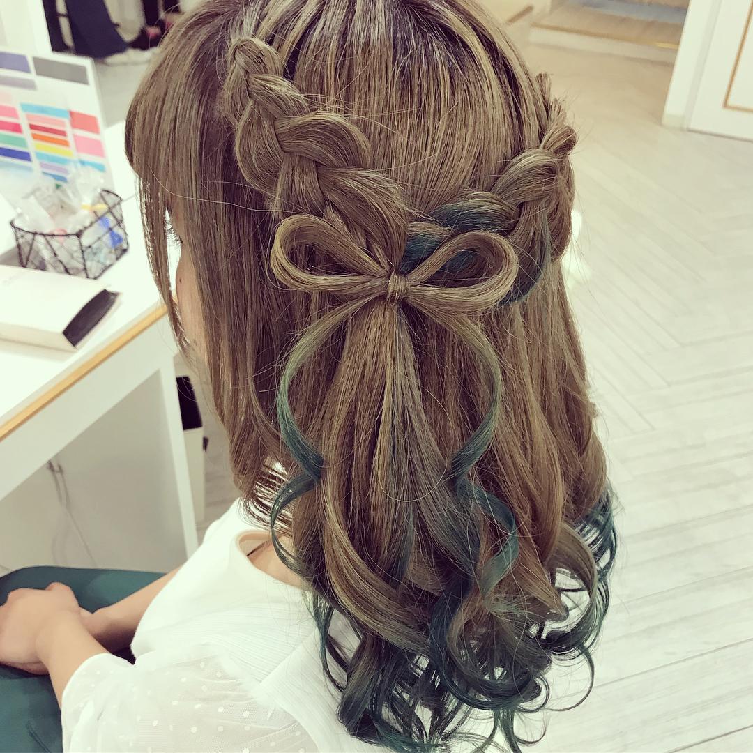 Kiểu tết tóc đẹp đi dự tiệc cưới