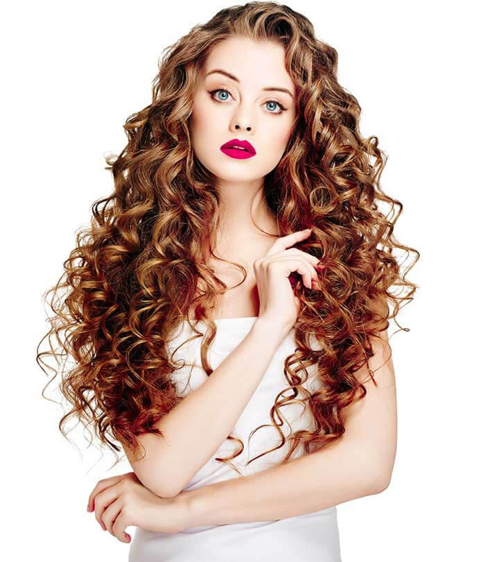 Kiểu tóc dài uốn cụp đuôiđẹp