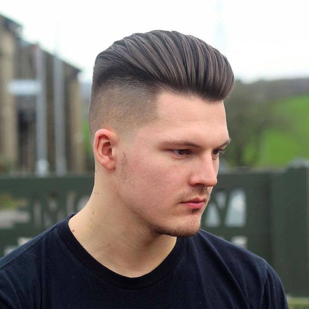 Kiểu tóc đơn giản nhất cho học sinh nam