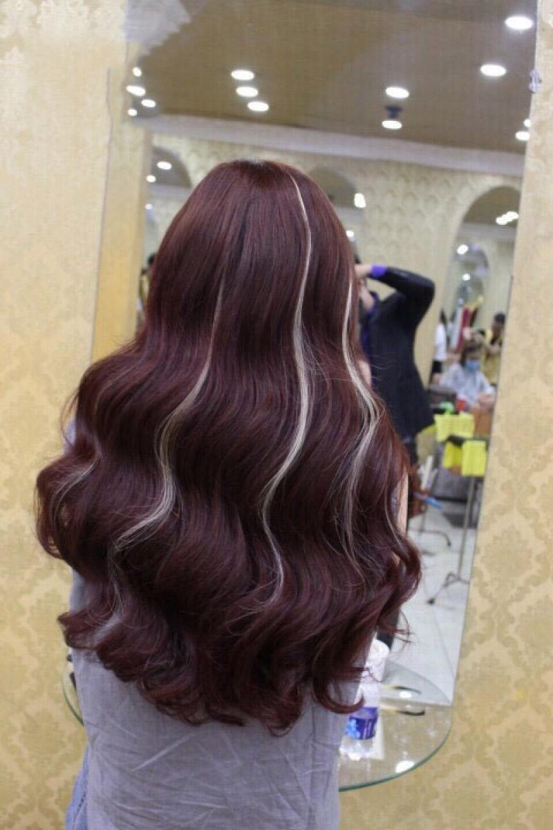 Kiểu tóc móc lai đẹp nhất