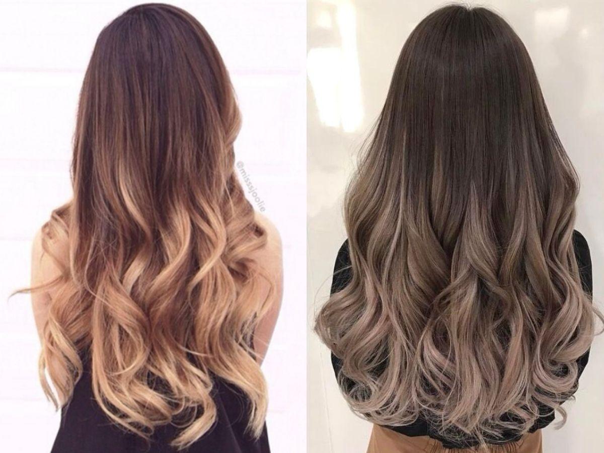 Kiểu tóc móc lai đơn giản