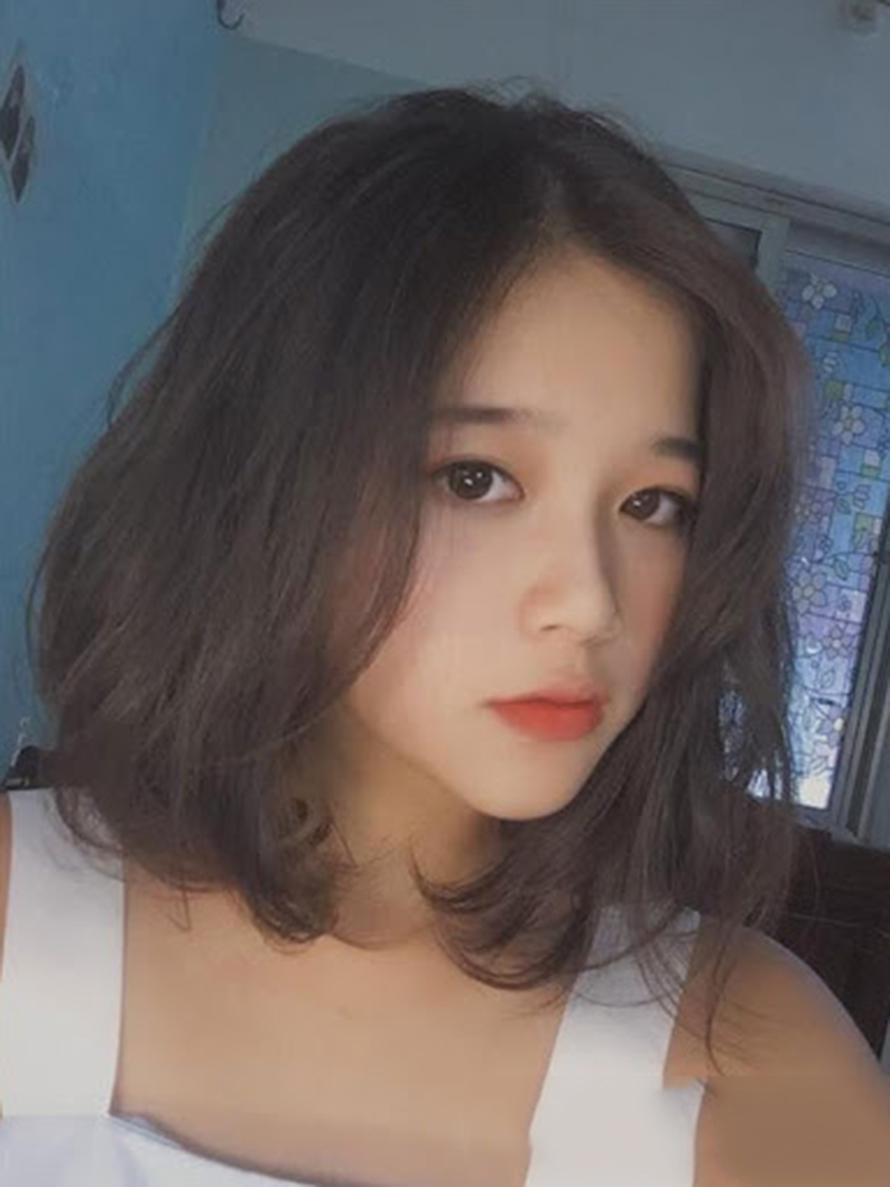 Kiểu tóc ngắn bob mặt dài đẹp