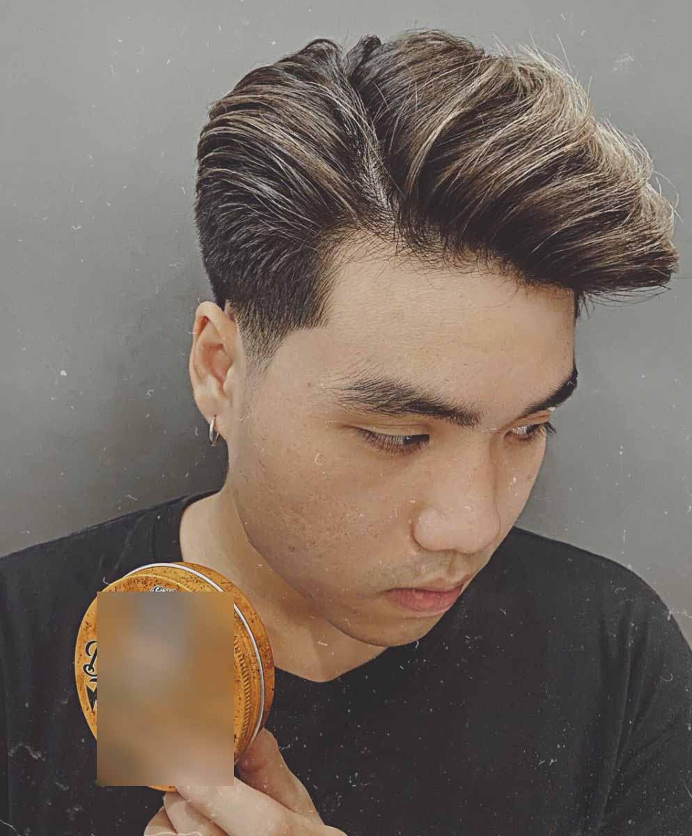 Kiểu tóc ngắn móc lai đẹp nhất