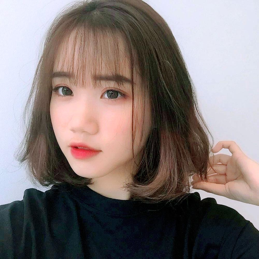 Kiểu tóc ngắn nữ cúp đẹp